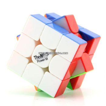 Qiyi Valk3 Power M 3x3x3 Magnetic Version Speed Cube - Stickerless