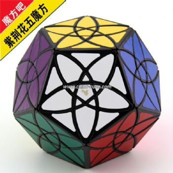 MF8 Bauhinia Dodecahedron black(un-stickered)
