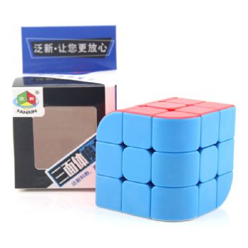Fanxin Penrose cube Stickerless Cubo Magico Trihedral Cube