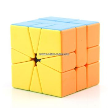 Hot Sale FanXin SQ1 Magic Cube Puzzle Stickerless SQ-1 Cube Puzzle Learning&Educational Cubo Magico Toys Game Speeding Cube