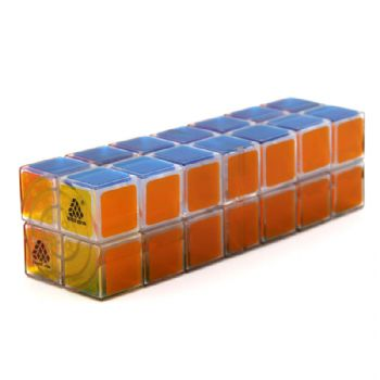 Witeden 1688Cube 2x2x7立方体魔方 1688Cube 2x2x7Cuboid Cube transparent Collection
